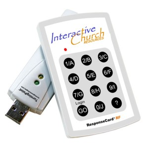 ICR Key pad and drive without website